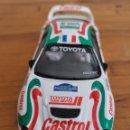 Scalextric: COCHE SCALEXTRIC TOYOTA CÉLICA CASTROL GT FOUR REPRO 1995-2003 TECNITOYS. Lote 164285806