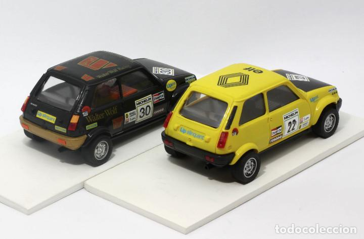 Scalextric: Lote 2 Renault 5 Copa (Scalextric) - Foto 3 - 164605690