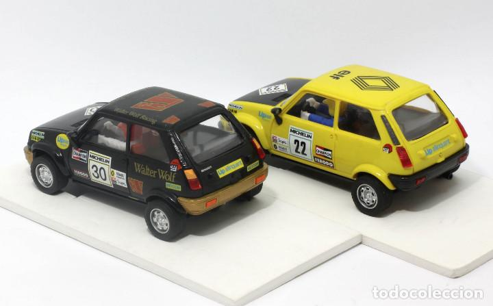 Scalextric: Lote 2 Renault 5 Copa (Scalextric) - Foto 4 - 164605690