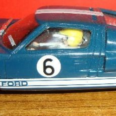 Scalextric: (TC-209/19) COCHE SCALEXTRIC FORD GT C-35. Lote 164621394