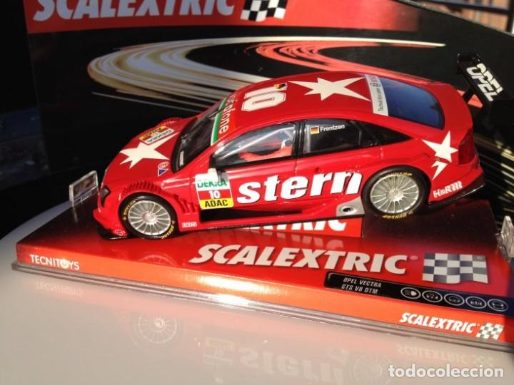 SCALEXTRIC 6217 OPEL VECTRA GTS V8 DTM (Juguetes - Slot Cars - Scalextric Tecnitoys)