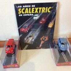 Scalextric: SEAT 600 40 ANIVERSARIO SCALEXTRIC . Lote 165380394