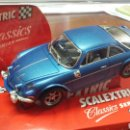 Scalextric: ALPINE RENAULT SCALEXTRIC TECNITOYS. Lote 165563460
