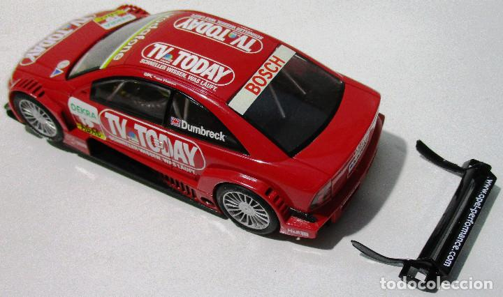 Scalextric: SCALEXTRIC TECNITOYS, OPEL ASTRA V8 COUPÉ TV TODAY, DUMBRECK - Foto 2 - 165770786