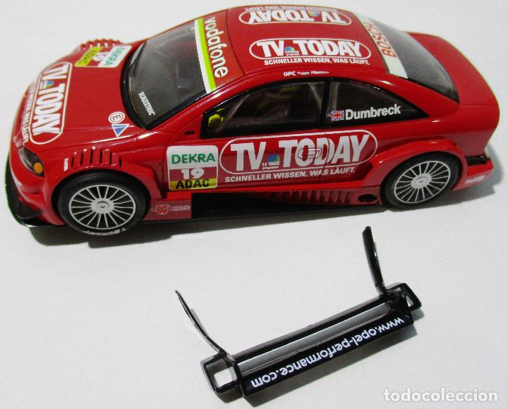 Scalextric: SCALEXTRIC TECNITOYS, OPEL ASTRA V8 COUPÉ TV TODAY, DUMBRECK - Foto 3 - 165770786