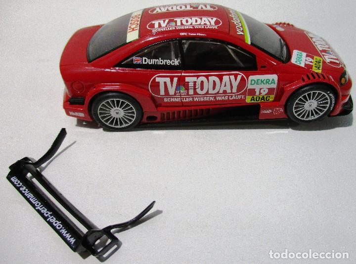 Scalextric: SCALEXTRIC TECNITOYS, OPEL ASTRA V8 COUPÉ TV TODAY, DUMBRECK - Foto 5 - 165770786
