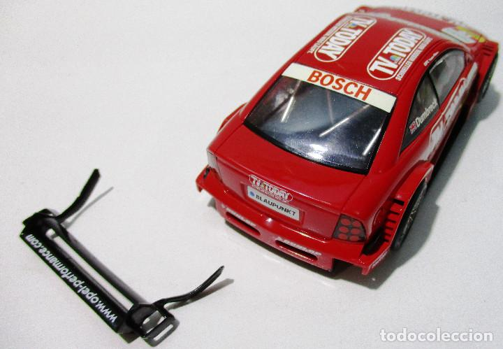Scalextric: SCALEXTRIC TECNITOYS, OPEL ASTRA V8 COUPÉ TV TODAY, DUMBRECK - Foto 6 - 165770786