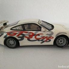 Scalextric: SCALEXTRIC PORSCHE 911 GT3 CARRERA CUP. Lote 165989530