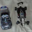Scalextric: LOTE 2 COCHES TECNITOYS SCALEXTRIC - FORD FOCUS WRC Y MCLAREN MP4/16 - ¡MIRA FOTOGRAFÍAS Y DETALLES!. Lote 166017758