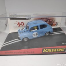 Scalextric: SCALEXTRIC SEAT 600 TECNITOYS 40 ANIVERSARIO. Lote 166174818