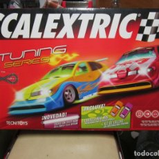 Scalextric: CAJA VACIA CIRCUITO TUNNING CAR SERIES SCALEXTRIC. Lote 166337158