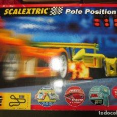 Scalextric: CAJA VACIA CIRCUITO POLE POSITION SCALEXTRIC. Lote 166337542