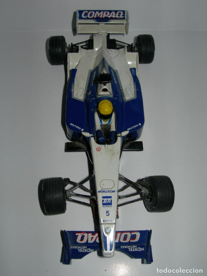 Scalextric: LOTE DE 2 COCHES WILLIAMS - FW28 Y BMW FW23 - DE SCALEXTRIC TECNITOYS - Foto 14 - 166640354