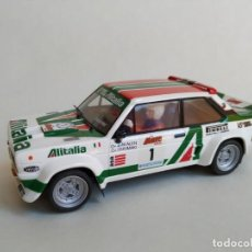 Scalextric: FIAT 131 ABARTH. Lote 166808614
