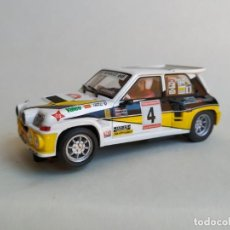 Scalextric: RENAULT 5 MAXITURBO. Lote 166815458