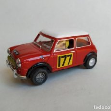 Scalextric: MINI COOPER. Lote 166824470