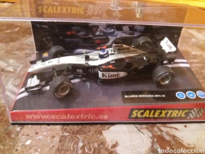 SCALEXTRIC F1. MCLAREN MERCEDES RAIKKONEN (Juguetes - Slot Cars - Scalextric Tecnitoys)