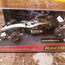 Scalextric: SCALEXTRIC F1. MCLAREN MERCEDES RAIKKONEN. Lote 167062105