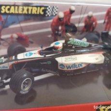 Scalextric: COCHE SCALEXTRIC MINARDI F1 MELBOURNE 2004 REF.6152. Lote 167166988