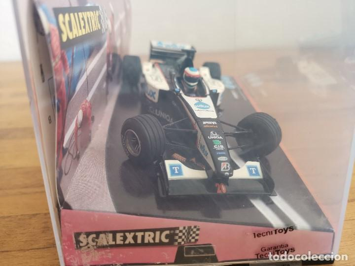 Scalextric: Coche scalextric Minardi F1 Melbourne 2004 ref.6152 - Foto 2 - 167166988