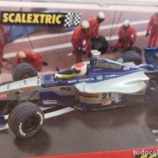 Scalextric: COCHE SCALEXTRIC MINARDI F1 TELEFÓNICA 1999 REF. 6041 DE TECNITOYS. Lote 167180540