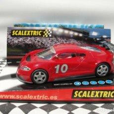 Scalextric: SCALEXTRIC 6158 SEAT CUPRA GT. Lote 167550980