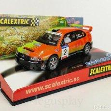 Scalextric: SCALEXTRIC 6176 SEAT CORDOBA E2 II RAL.LI GUILLERIES. Lote 167551476