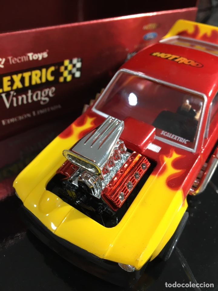 Scalextric: Coche SCALEXTRIC Ford Mustang - Foto 2 - 167788842