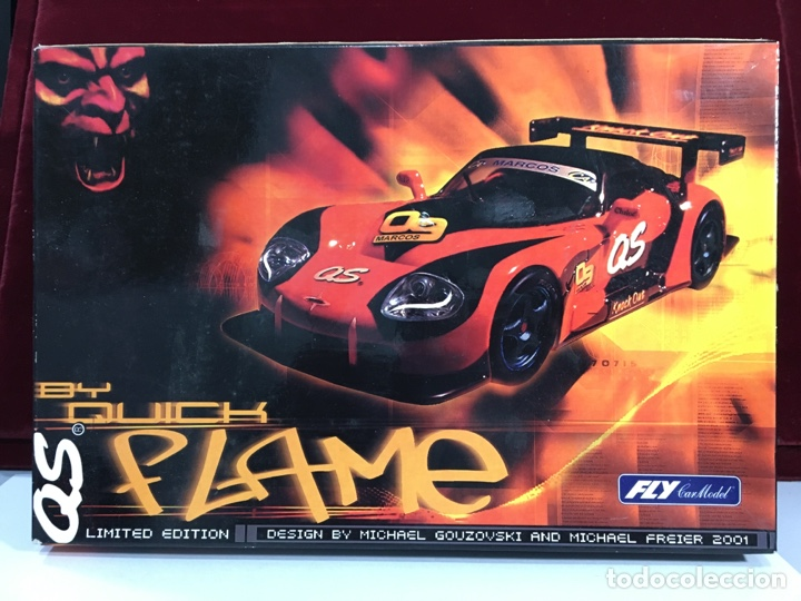 COCHE SCALEXTRIC MARCOS 600 (Juguetes - Slot Cars - Scalextric Tecnitoys)