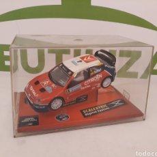 Scalextric: CITROEN XSARA WRC.TIENE U A PIEZA SUELTA(VER FOTOS).. Lote 167802701