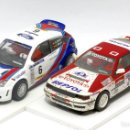 Scalextric: LOTE CARLOS SAINZ TOYOTA CELICA Y FORD FOCUS (SCALEXTRIC). Lote 167861388