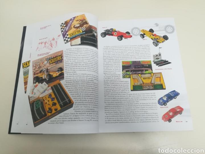 Scalextric: caja 40 aniversario scalextric - 2 coches + libro - abarth - seat 600 - - Foto 8 - 167981617