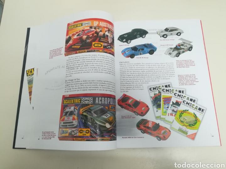 Scalextric: caja 40 aniversario scalextric - 2 coches + libro - abarth - seat 600 - - Foto 9 - 167981617