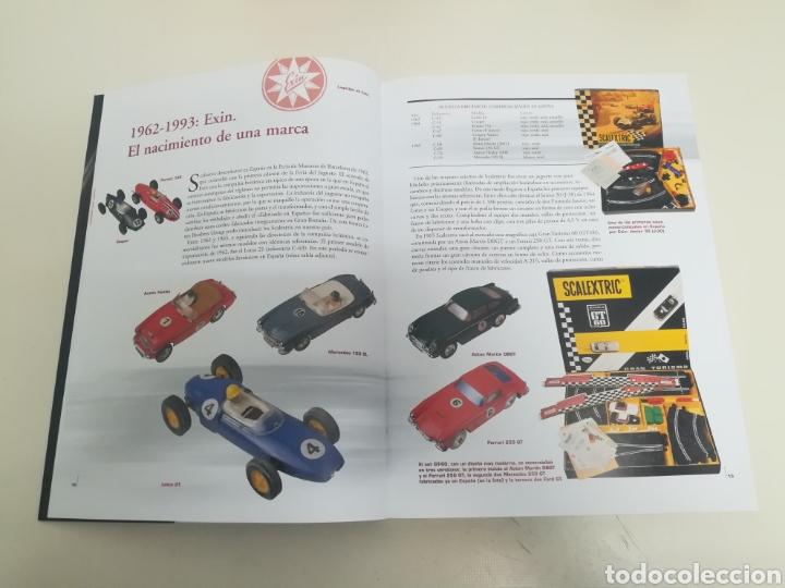 Scalextric: caja 40 aniversario scalextric - 2 coches + libro - abarth - seat 600 - - Foto 11 - 167981617