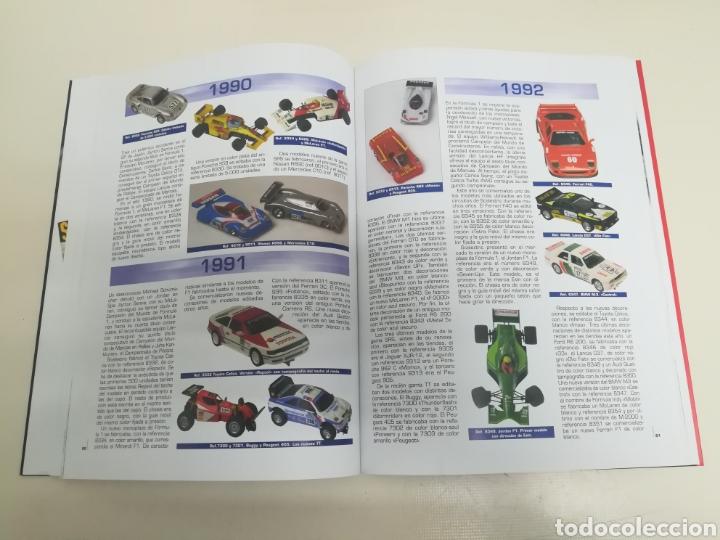 Scalextric: caja 40 aniversario scalextric - 2 coches + libro - abarth - seat 600 - - Foto 10 - 167981617