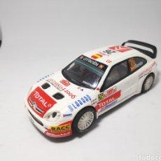 Scalextric: SCALEXTRIC CITROEN XSARA WRC SORDO ALTAYA. Lote 168372394