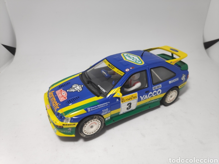 SCALEXTRIC FORD ESCORT RS COSWORTH ALTAYA (Juguetes - Slot Cars - Scalextric Tecnitoys)