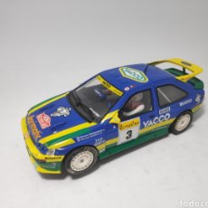 Scalextric: SCALEXTRIC FORD ESCORT RS COSWORTH ALTAYA. Lote 168374426