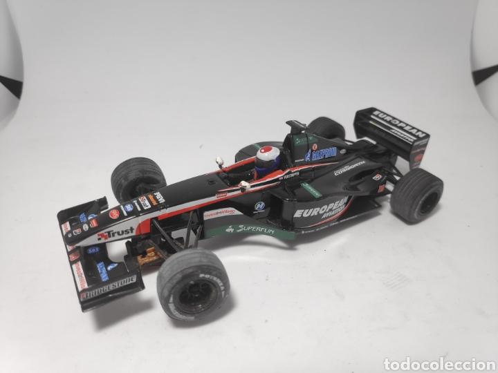 SCALEXTRIC MINARDI F1 VERSTAPPEN TECNITOYS (Juguetes - Slot Cars - Scalextric Tecnitoys)