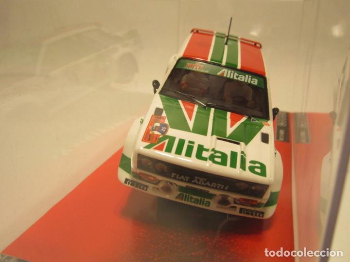 Scalextric: FIAT 131 ABARTH SCALEXTRIC NUEVO - Foto 3 - 186032802