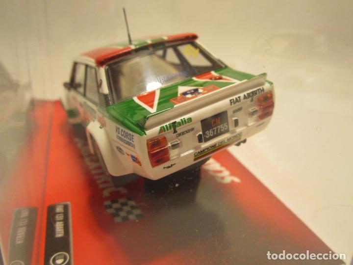 Scalextric: FIAT 131 ABARTH SCALEXTRIC NUEVO - Foto 4 - 186032802