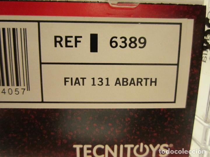 Scalextric: FIAT 131 ABARTH SCALEXTRIC NUEVO - Foto 5 - 186032802