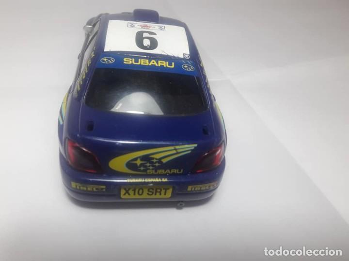 Scalextric: Subaru Impreza WRC con luz - Foto 3 - 169636256