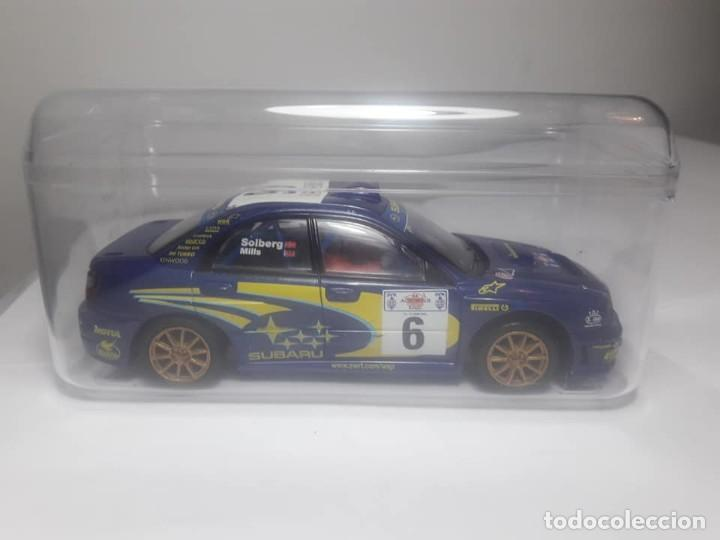 Scalextric: Subaru Impreza WRC con luz - Foto 7 - 169636256