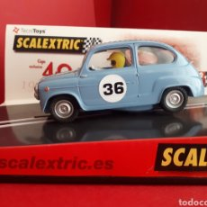 Scalextric: SCALEXTRIC SEAT 600 CAJA 40ANIVERSARIO. Lote 169728390
