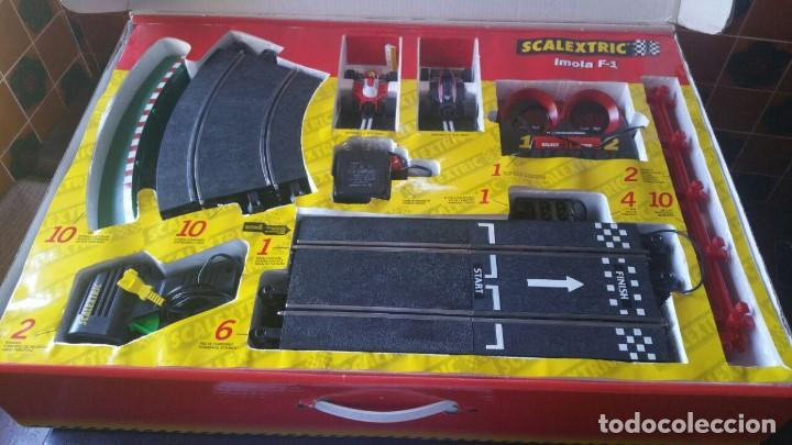 CIRCUITO IMOLA F1 SCALEXTRIC (Juguetes - Slot Cars - Scalextric Tecnitoys)