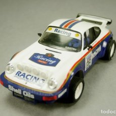 Scalextric: PORSCHE 911 CARRERA RS ROTHMANS RACING - ESSO - SCALEXTRIC TECNITOYS 1/32 - ORIGINAL NUEVO SIN USAR. Lote 26927617