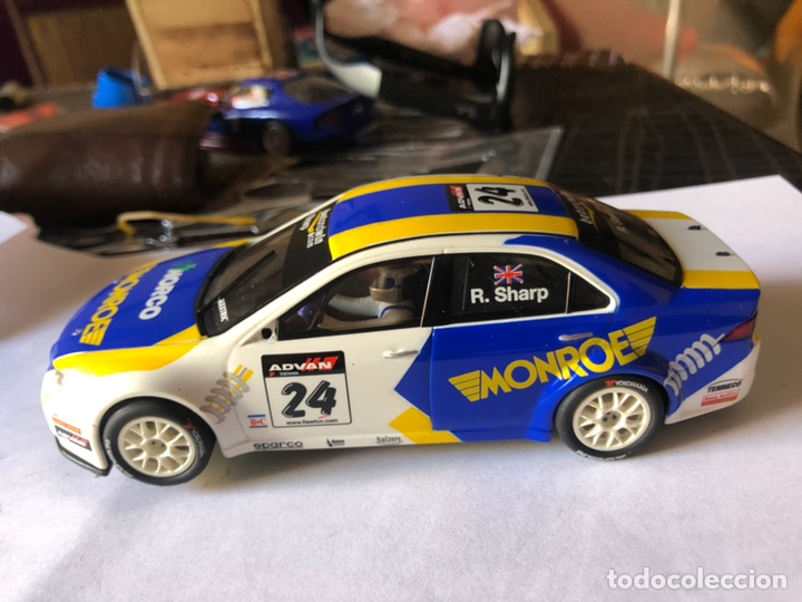 SCALEXTRIC. HONDA ACCORD WTCC. (Juguetes - Slot Cars - Scalextric Tecnitoys)