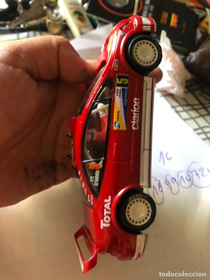 Scalextric: Coche scalextric Peugeot 307 WRC - Foto 6 - 170109581