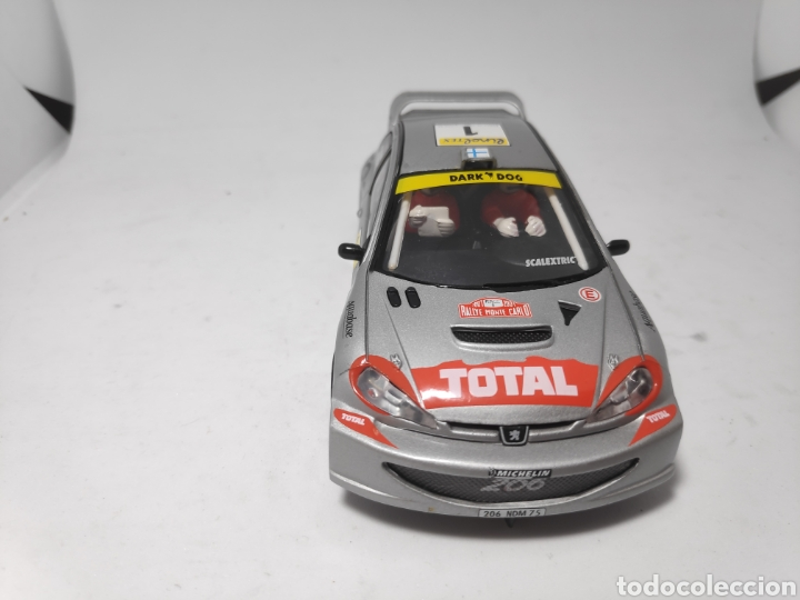 Scalextric: SCALEXTRIC PEUGEOT 206 WRC GRONHOLM TECNITOYS - Foto 2 - 170252926